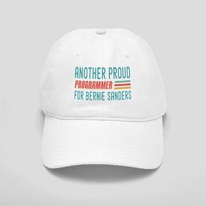 Another Proud Programmer For Bernie Baseball Cap