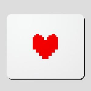 Stay Determined - Undertale Mousepad