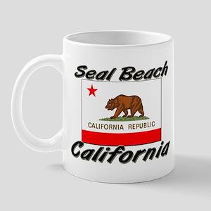 Seal Beach California Mug