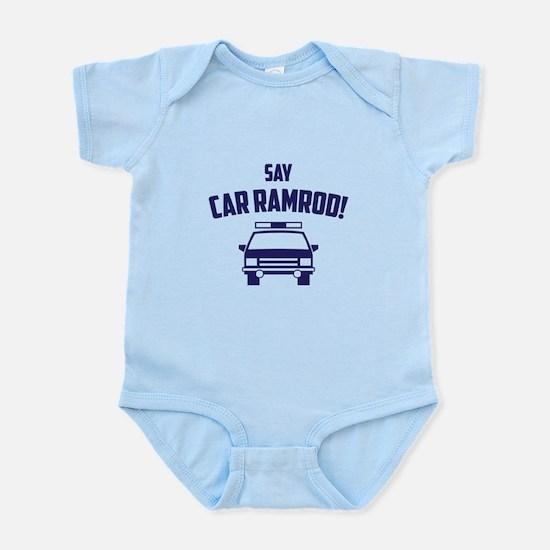 Car Ramrod Body Suit