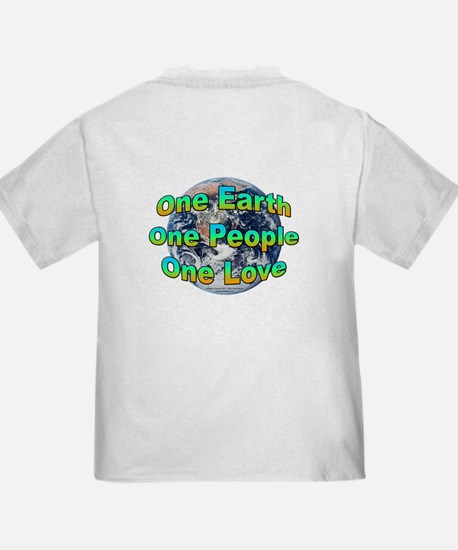 One Earth/People/Love T
