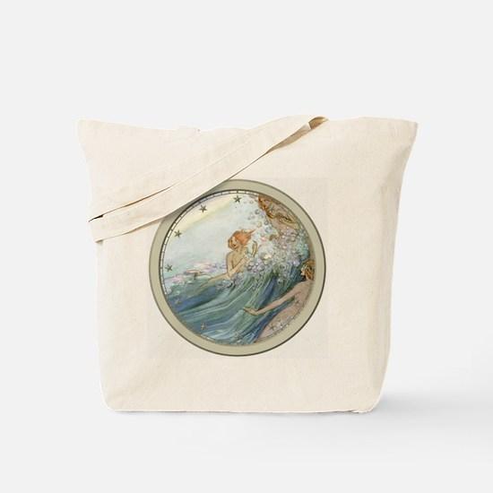 Mermaids - Sea Fairies Tote Bag