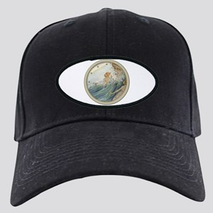 Mermaids - Sea Fairies Black Cap