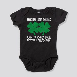 pat3black Baby Bodysuit