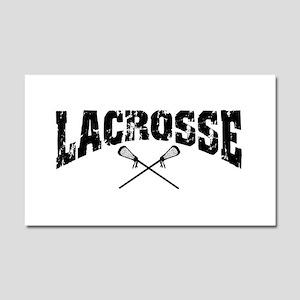 lacrosse22 Car Magnet 20 x 12