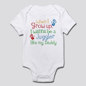 Juggler Like Daddy Infant Bodysuit
