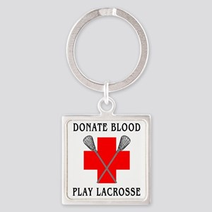 lacrosse4 Keychains
