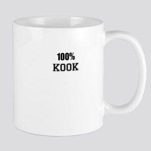 100% KOOK Mugs