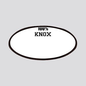 100% KNOX Patch