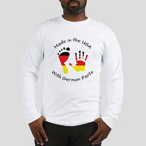oct86 Long Sleeve T-Shirt