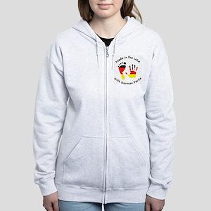 oct86 Women's Zip Hoodie