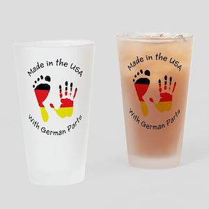 oct86 Drinking Glass