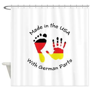 Munich Germany Shower Curtains