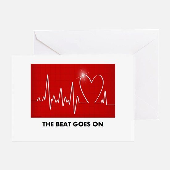 Funny Heart surgery Greeting Card