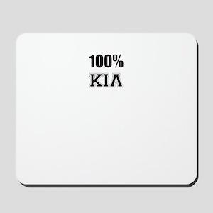 100% KIA Mousepad
