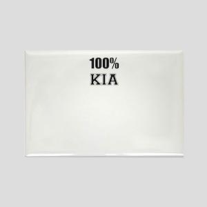 100% KIA Magnets