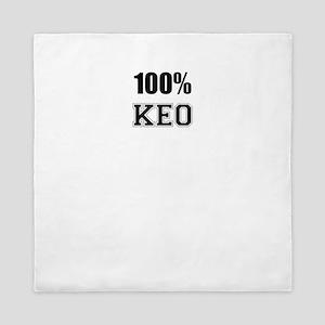 100% KEO Queen Duvet