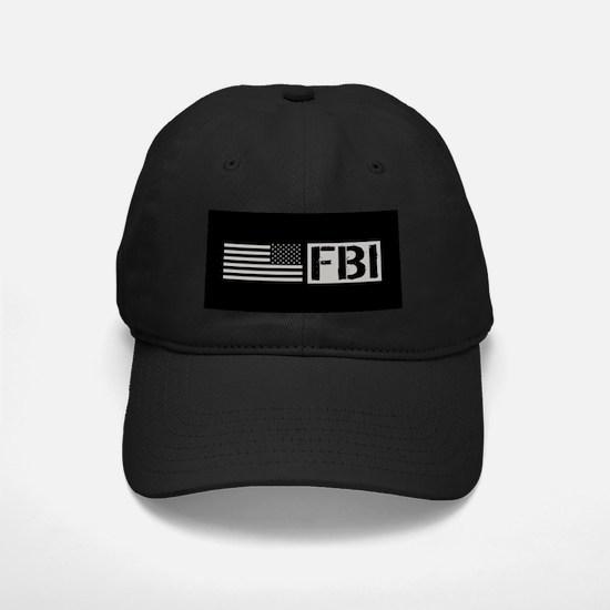 FBI: FBI (Black Flag) Baseball Hat