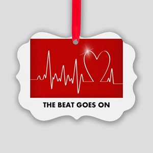 The Beat Goes On - Funny Post-Heart Surgery Pictur