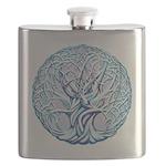 Tree of Life Flask