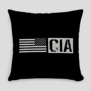 CIA: CIA (Black Flag) Everyday Pillow