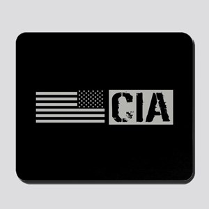 CIA: CIA (Black Flag) Mousepad