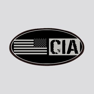 CIA: CIA (Black Flag) Patch