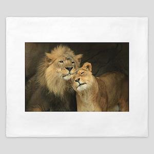 LOVE AT FIRST King Duvet