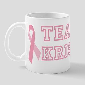 Team Kristen - bc awareness Mug