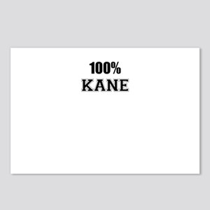 100% KANE Postcards (Package of 8)