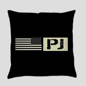 U.S. Air Force: Pararescue (Black Everyday Pillow