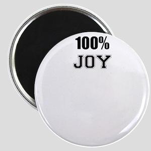 100% JOY Magnets