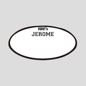 100% JEROME Patch