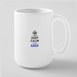 I cant keep calm Im ABBA Mugs