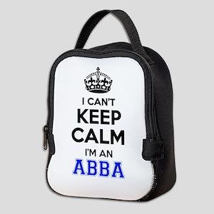 I cant keep calm Im ABBA Neoprene Lunch Bag