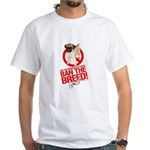 PUG White T-Shirt