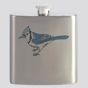 Bluejay Flask