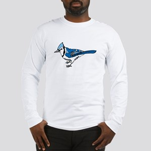Bluejay Long Sleeve T-Shirt