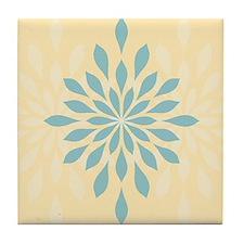 Spring Breeze Tile Coaster