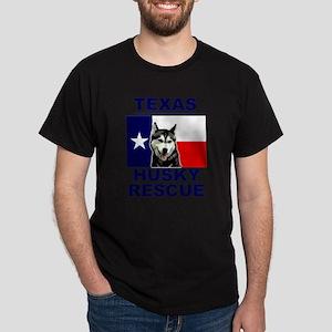 Texas Husky T-Shirt T-Shirt