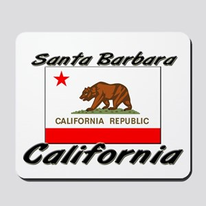 Santa Barbara California Mousepad