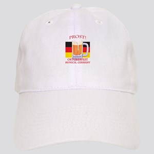 Munich Germany Oktoberfest Cap