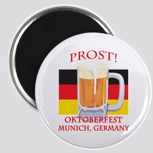 Munich Germany Oktoberfest Magnet