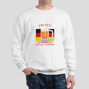 Munich Germany Oktoberfest Sweatshirt