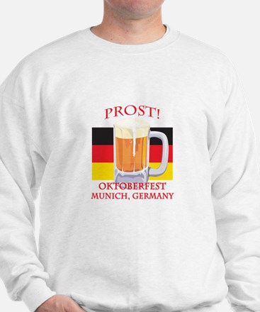 Munich Germany Oktoberfest Sweatshirt