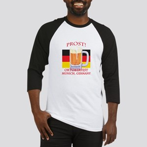 Munich Germany Oktoberfest Baseball Jersey