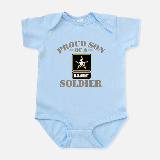 Proud U.S. Army Son Body Suit