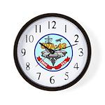 USS Coral Sea (CVA 43) Wall Clock