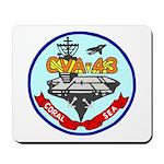USS Coral Sea (CVA 43) Mousepad