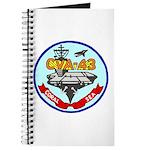 USS Coral Sea (CVA 43) Journal